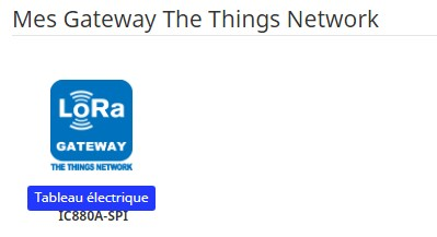 Fabriquer son Gateway The Things Network avec Jeedom sur Raspberry